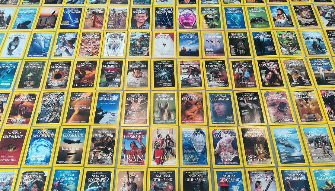 A Comprehensive National Geographic Magazine Collector's Guide