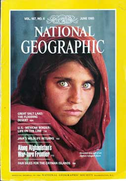 the-afghan-girl-national-geographic-magazine-june-1985